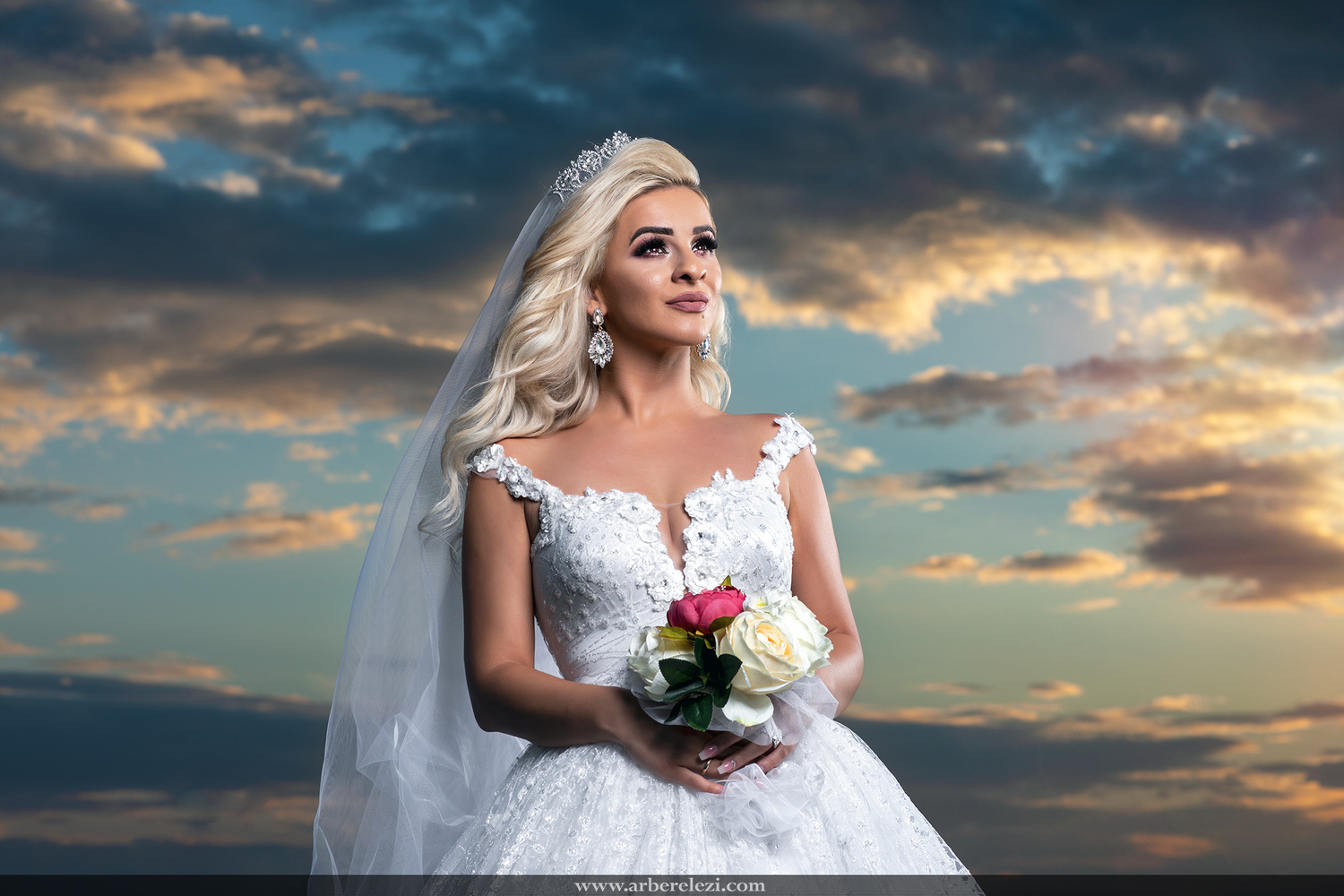 Bridal Photography by Arber Elezi
