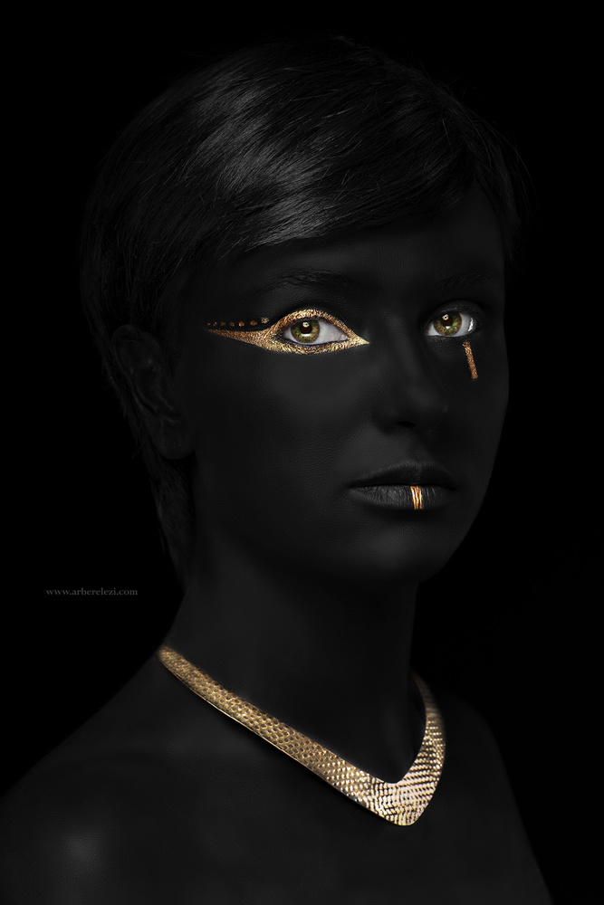 Studio Portrait! by Arber Elezi