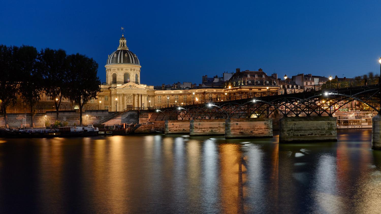 Le Pont des Arts by Yannick K.