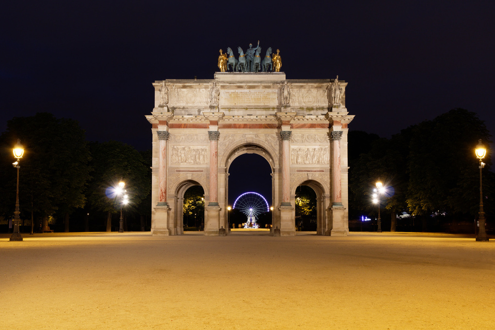 Night Arc by Yannick K.