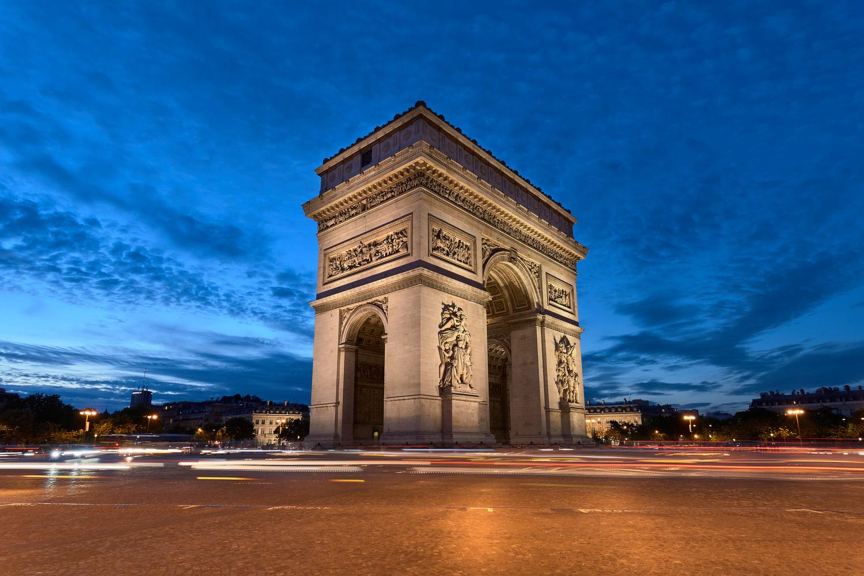 Place de l'Étoile by Yannick K.