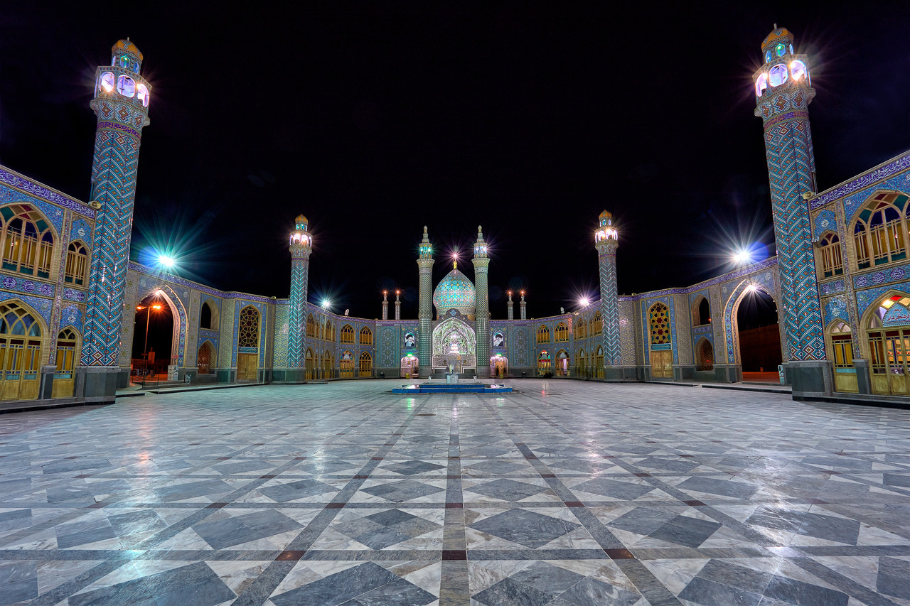 Holy Shrine Of Hilal Ibn Ali by Yannick K.