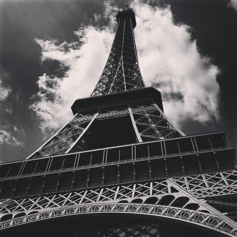 Eiffel Tower by Agnieszka Brissey