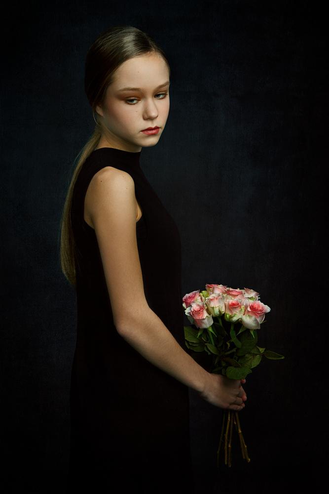 FLOWER #2 by Max Chesnokov