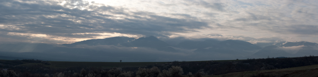 Rila mountain  by Vladimir Stoimenov