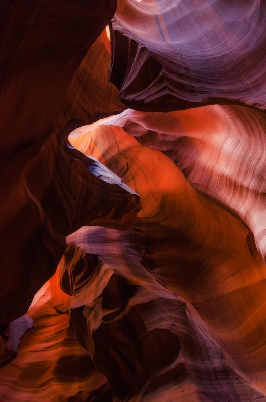 Antelope Canyon by Paolo Veglio