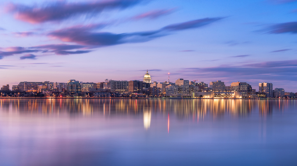 Madtown Reflection by Paolo Veglio