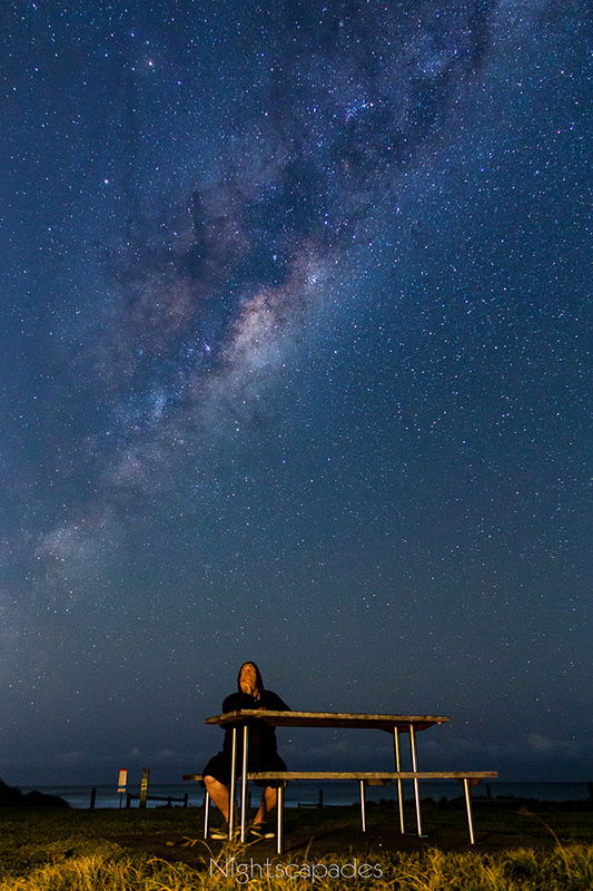 Look up. You don't know what you're missing! by Doug Ingram
