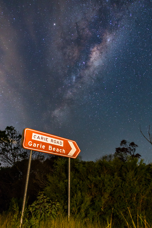 Signs above and below by Doug Ingram