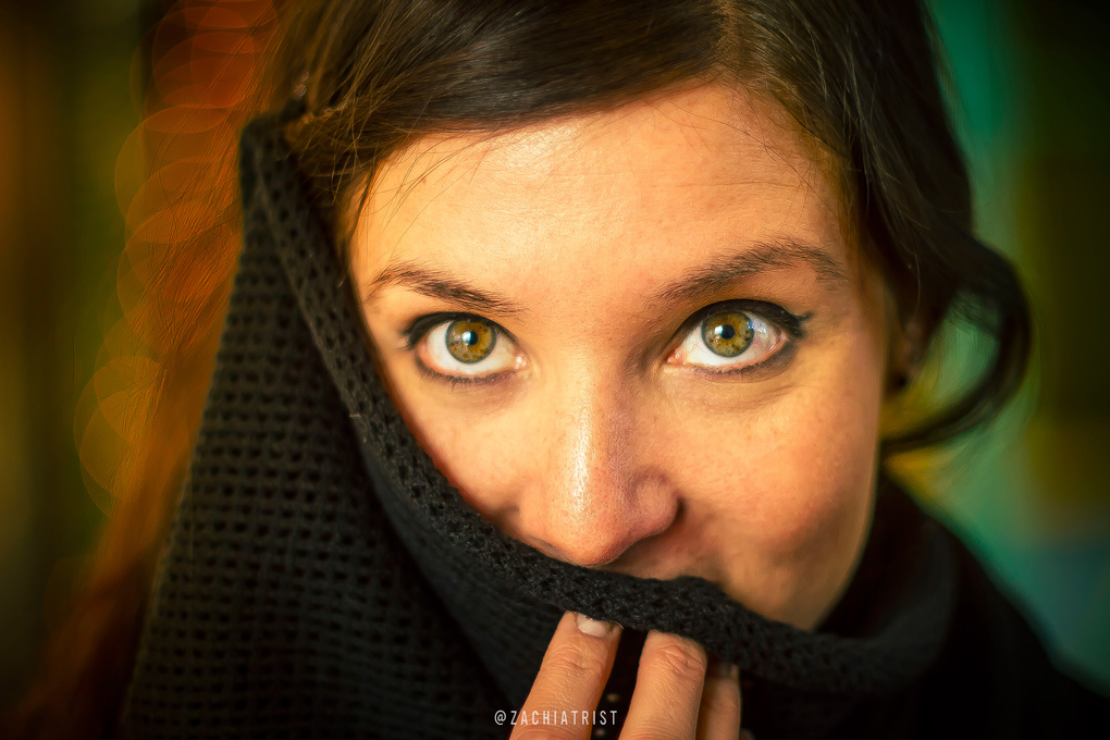 Those Eyes by Zach Iddings