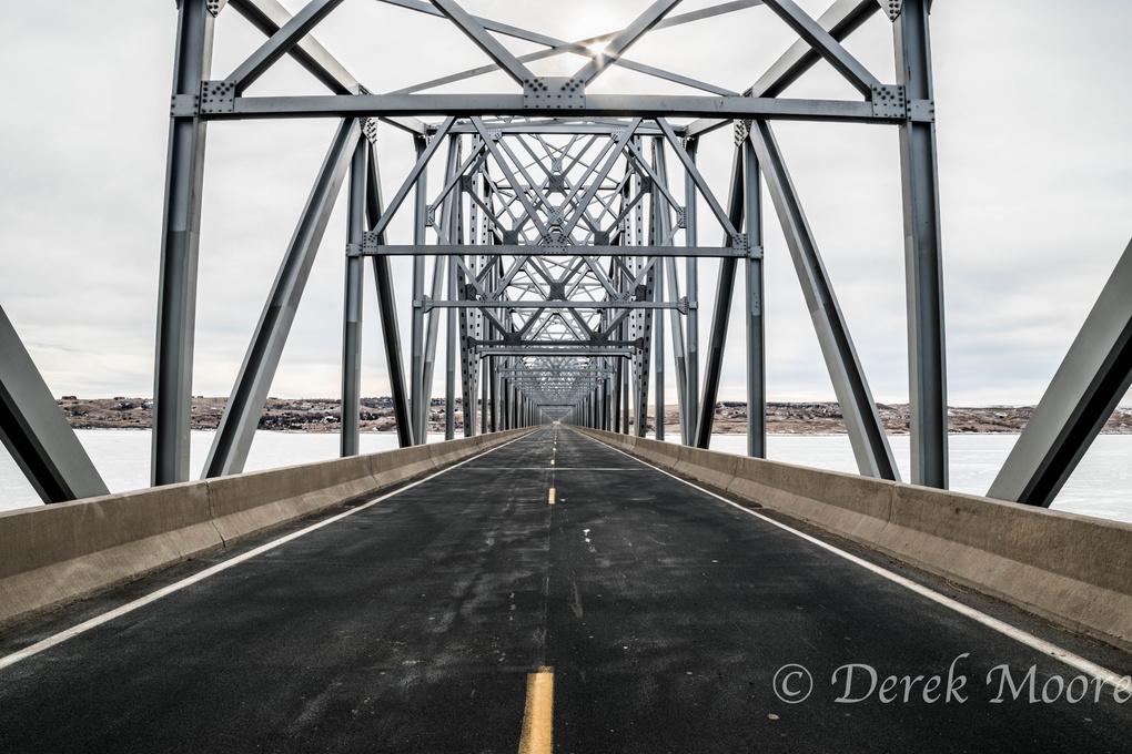 Long Bridge by Derek Moore