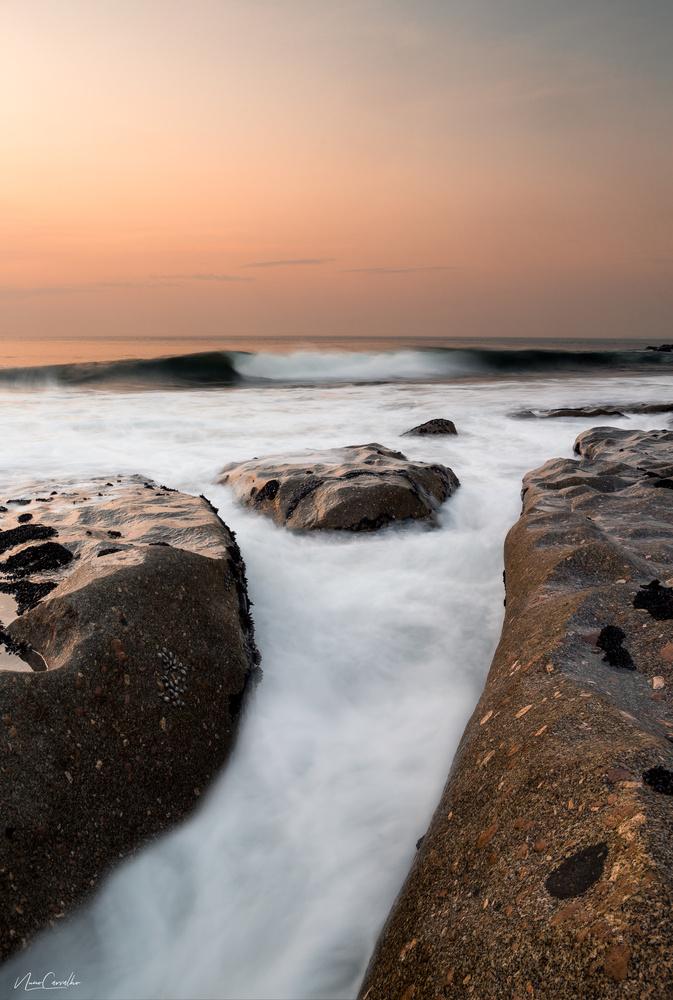 Sea way by Nuno Carvalho