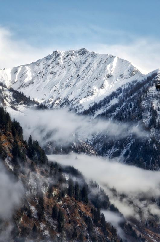 Mountain by Luka Jazić