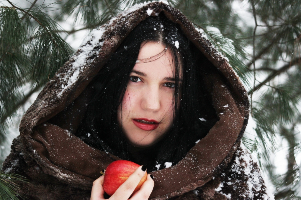 A Modern Snow White by Sara Smoot