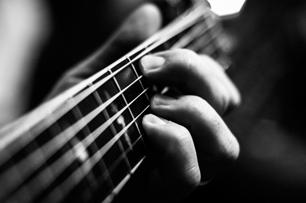 blues by Paul Hodgson