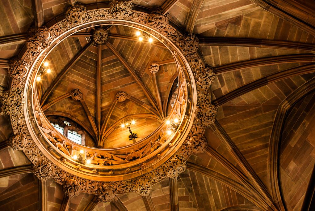 ceiling by Paul Hodgson