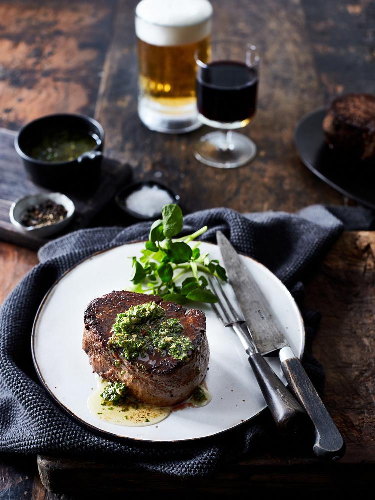 Steak by Omid Daghighi