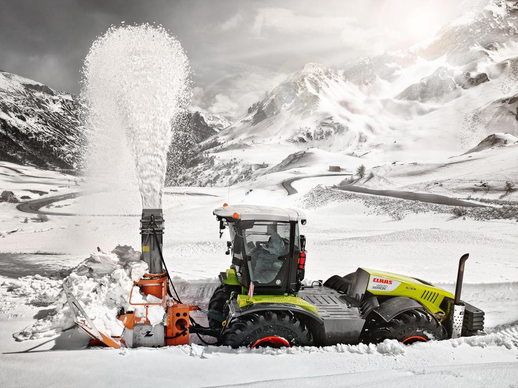 Snow plow by thorsten schmidtkord