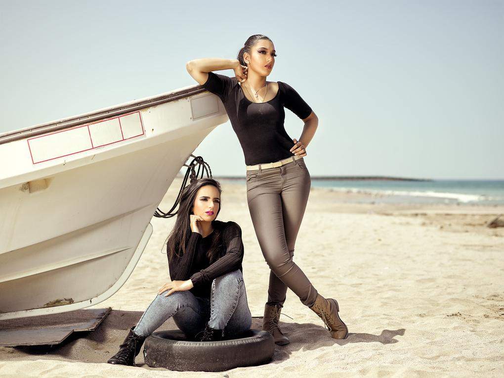 The Beach Fashion by vineet suthan