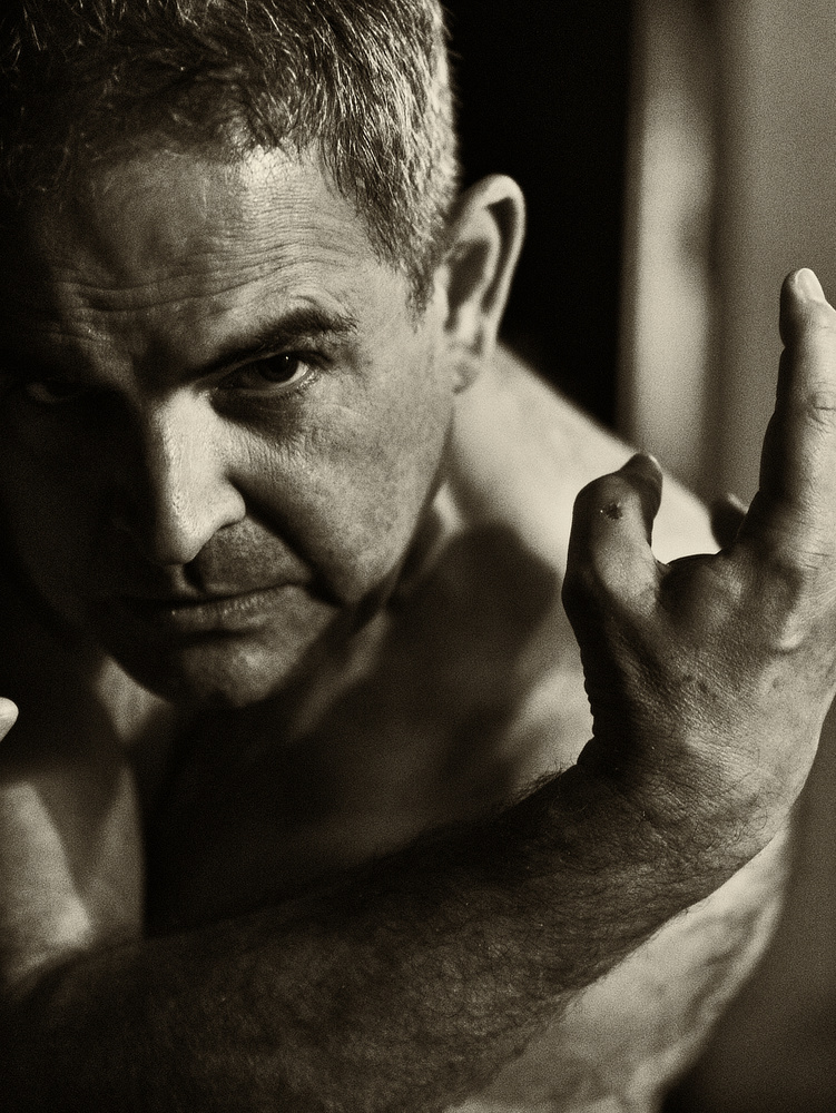 Delgado by Rick Foy