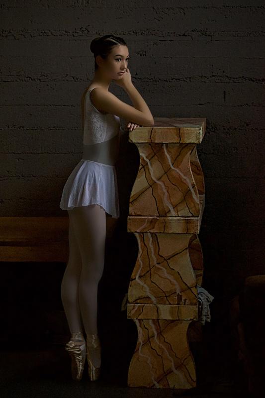 Statuesque by Al Morales