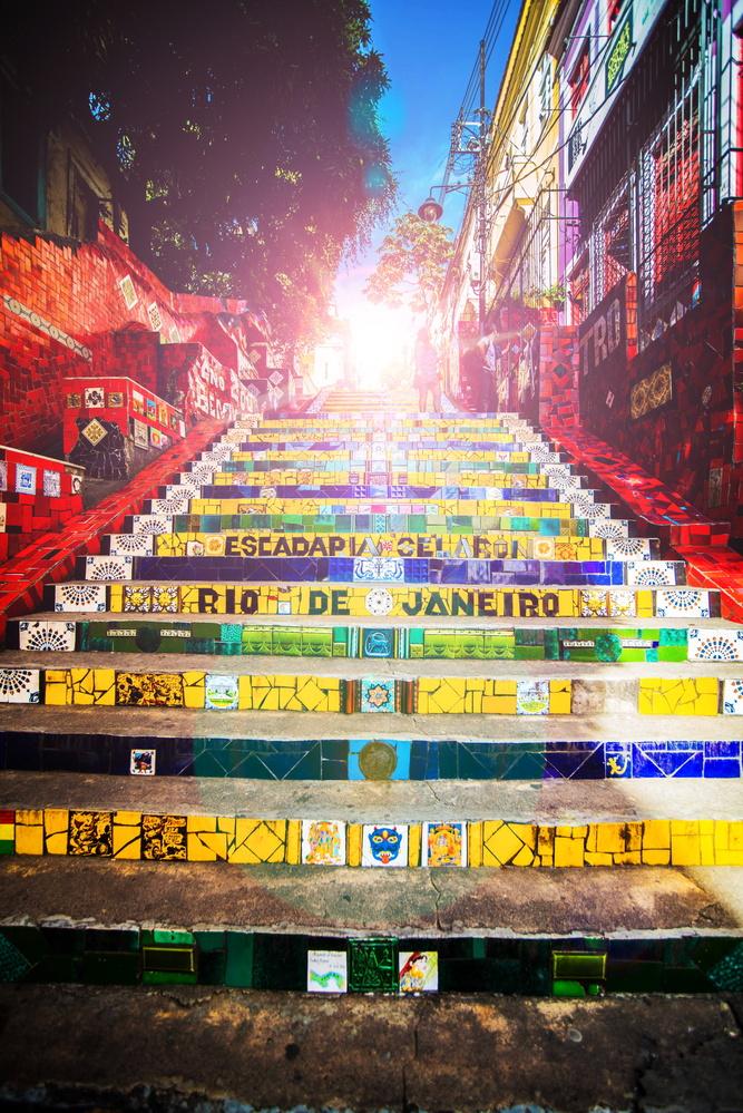 Steps by Stuart Miles