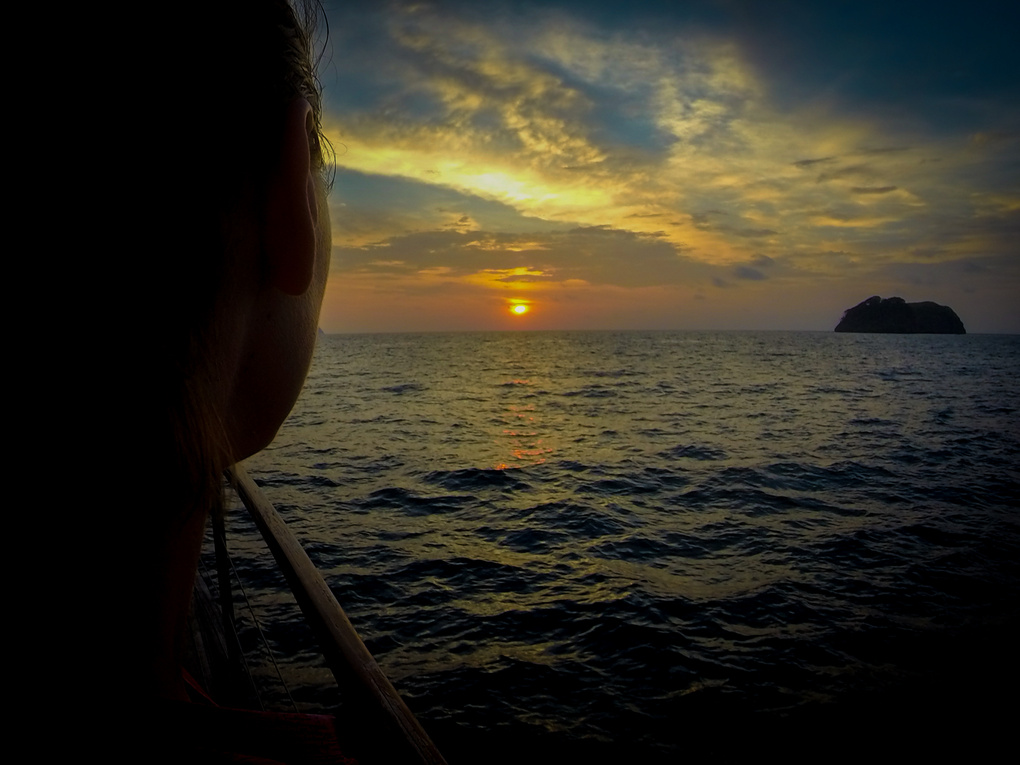 Sunset by Stuart Miles