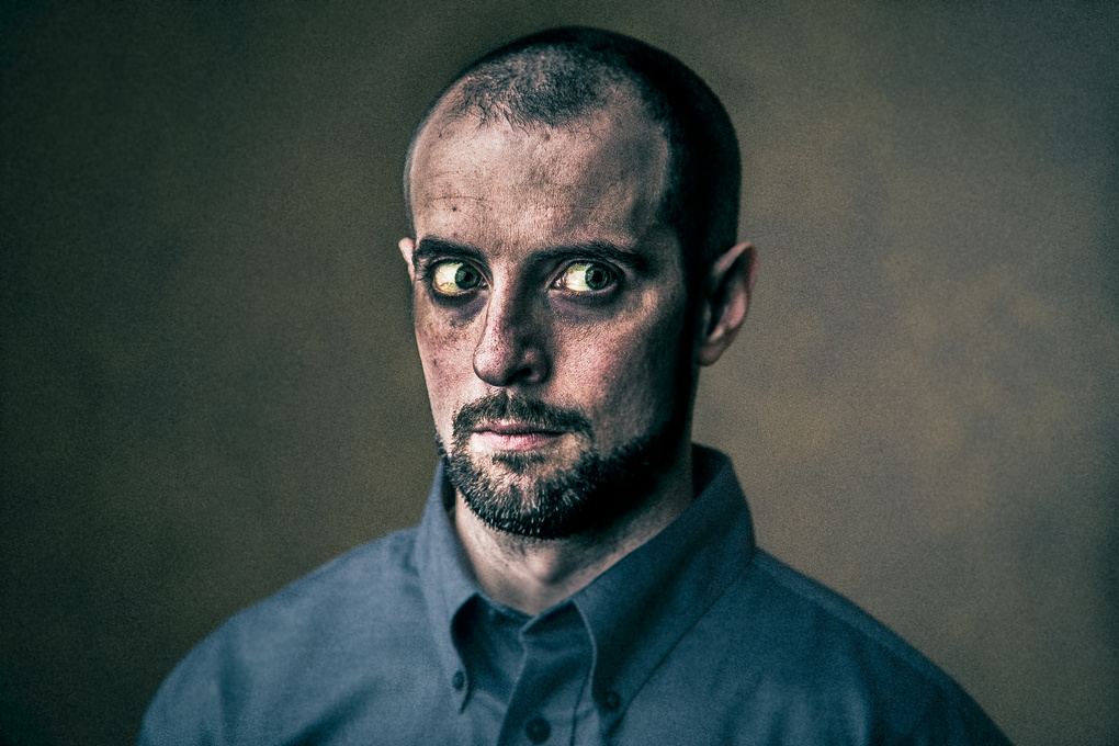 paranoia by Stuart Miles