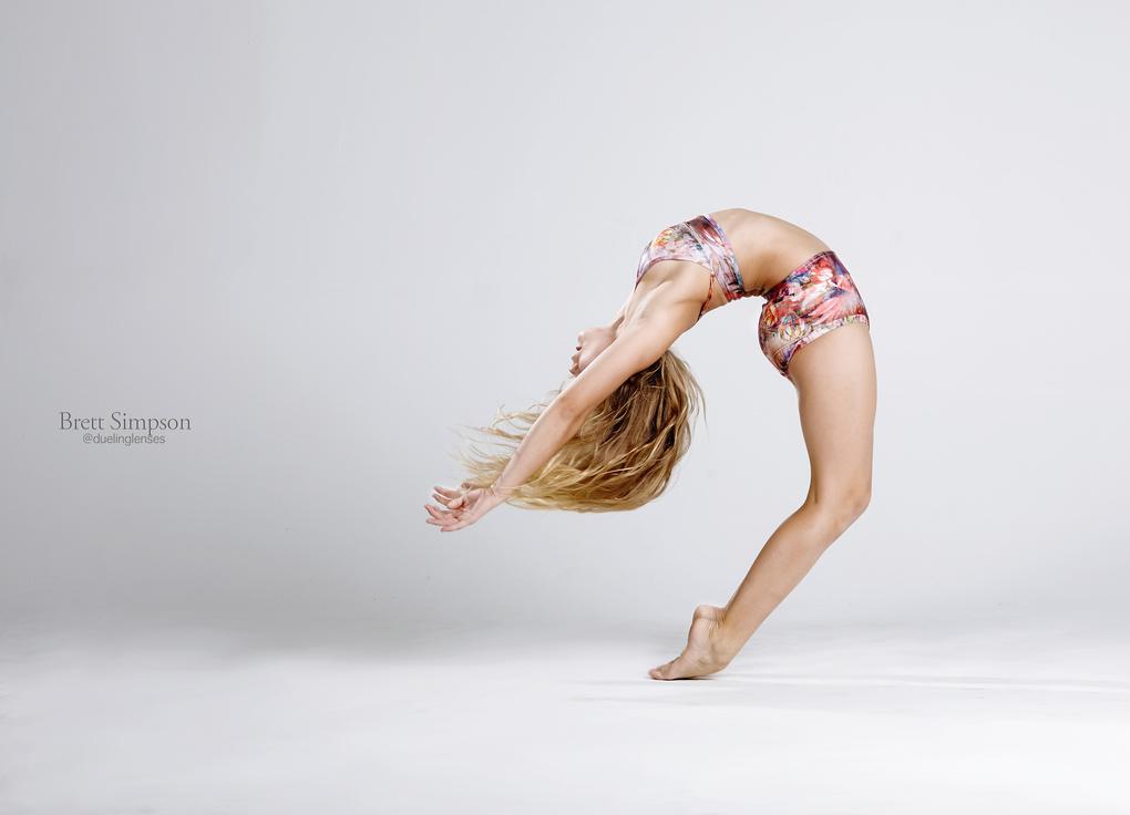 Back Bend by Brett Simpson