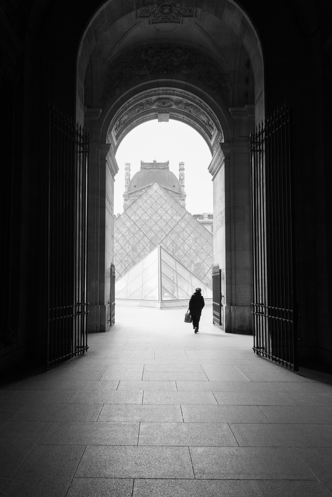Archway by stewart sykes