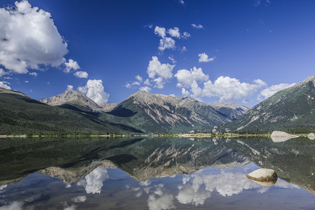 Twin Lakes by Austin Paz