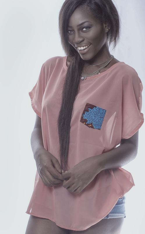 Eleanor Wears Agambi by Onasis Gaisie
