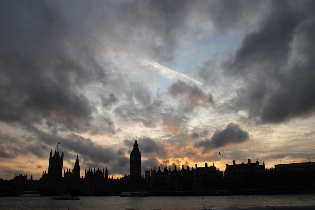 Eldritch London by Giovanni Polvani