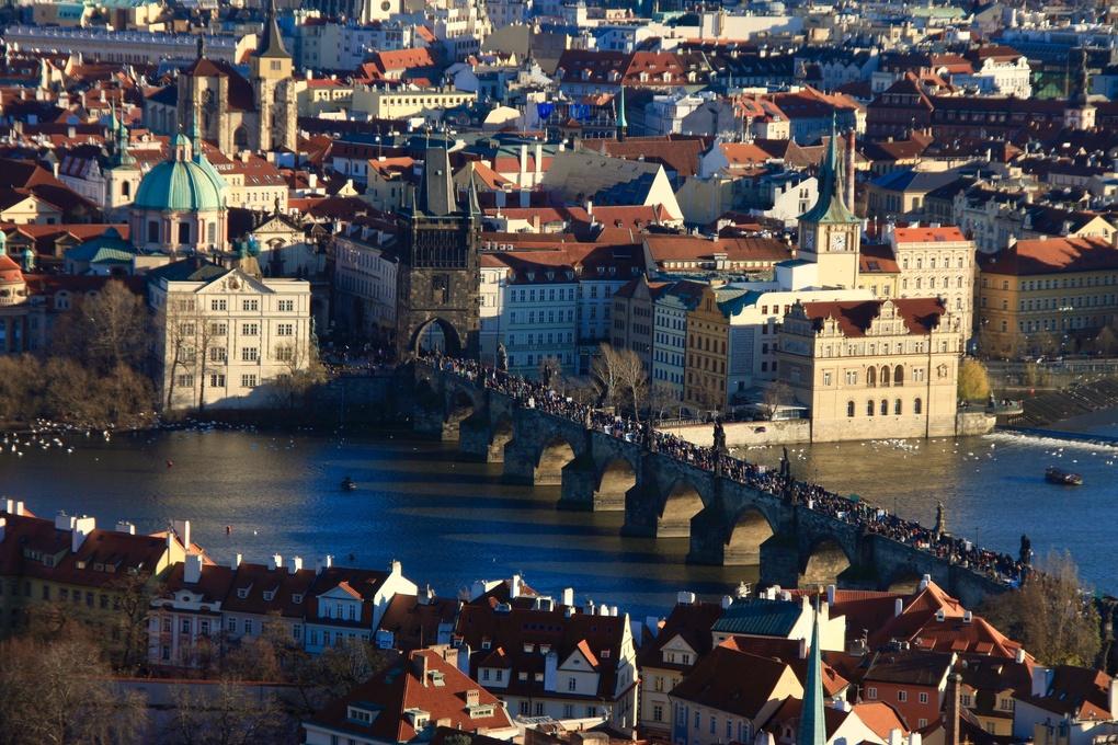 Charles Bridge - Praha by Giovanni Polvani