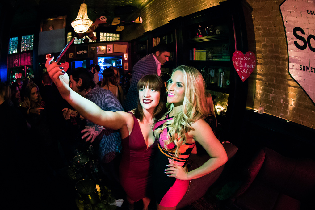 Valentine's Day Selfie by JT Blenker