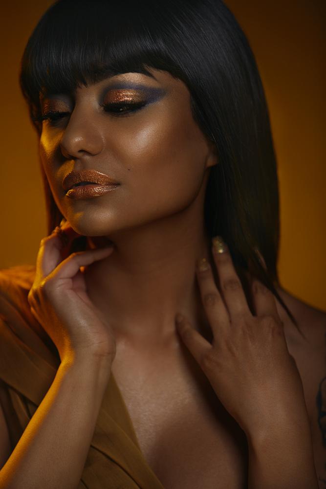 Nubian Queen by Olga Tenyanin