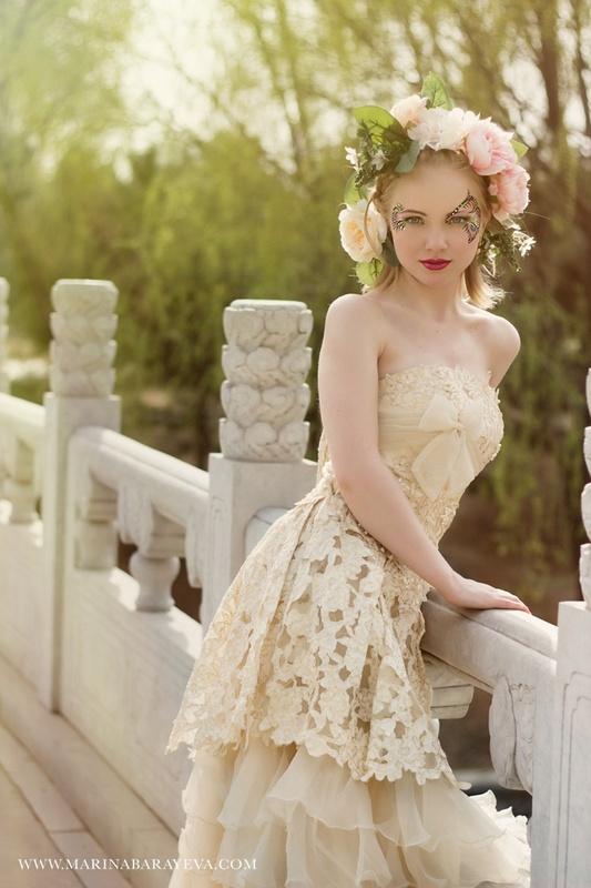 Flower Fairytale by Marina Barayeva