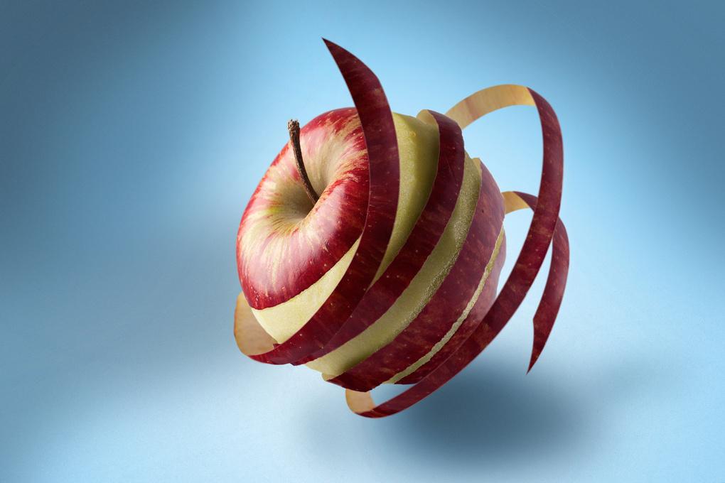 Apple Unwrapped by Mujtaba Sayed
