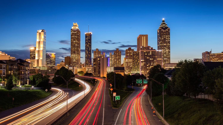 Downtown Atlanta by Quinn Kananack