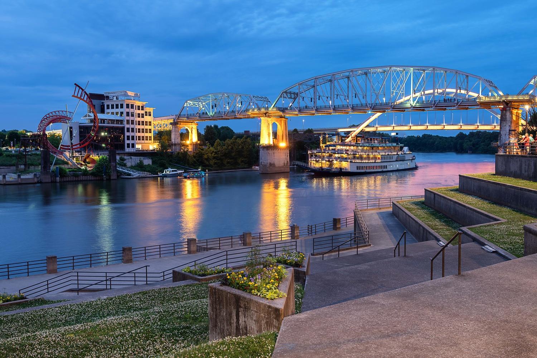 The Cumberland River by Quinn Kananack