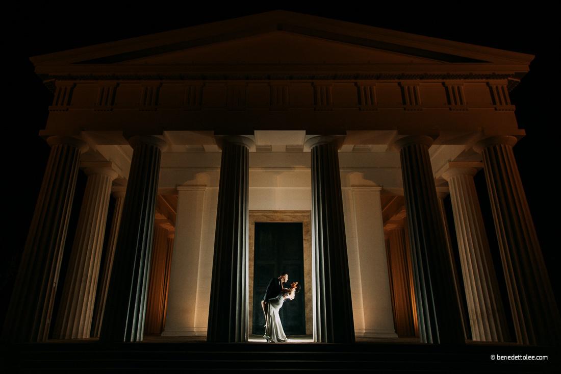 Viennese waltz by Benedetto Lee
