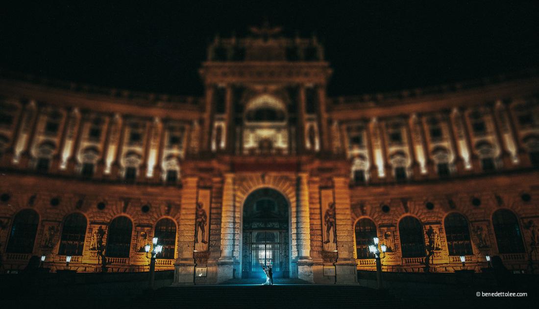 Neue Burg - Vienna Wedding by Benedetto Lee