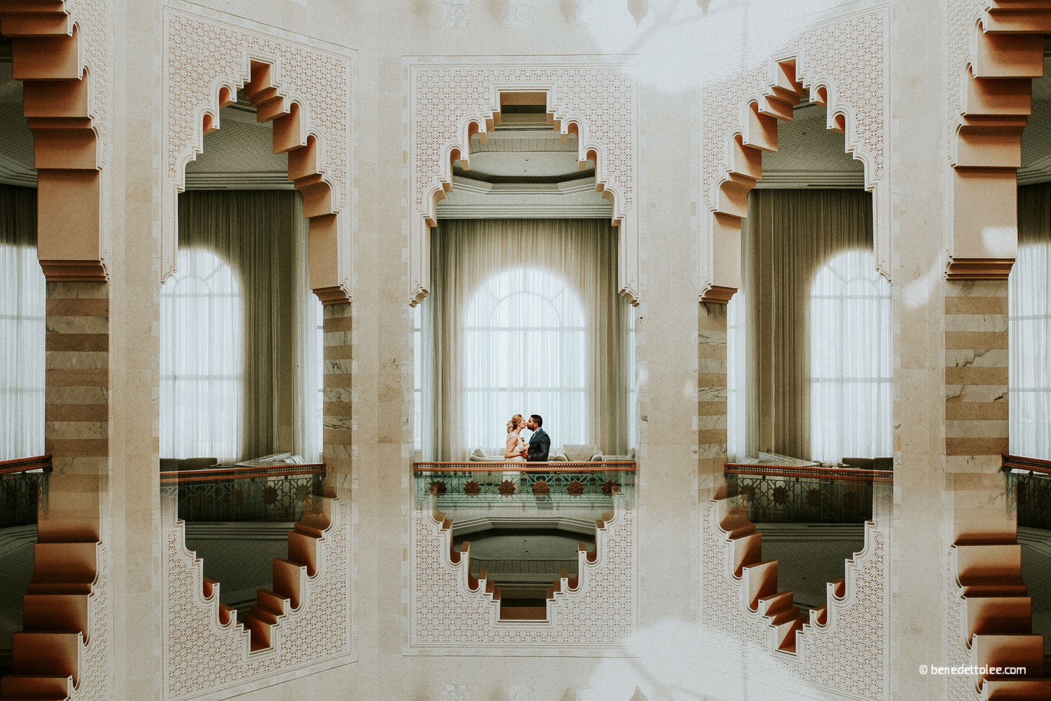 Symmetry by Benedetto Lee