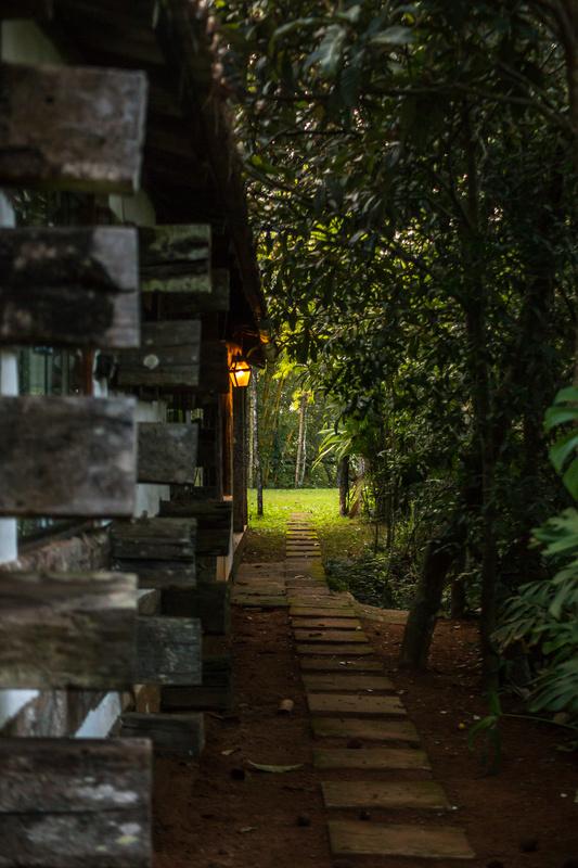 Sitio do Urtigao, a small getaway by Andrew Brister