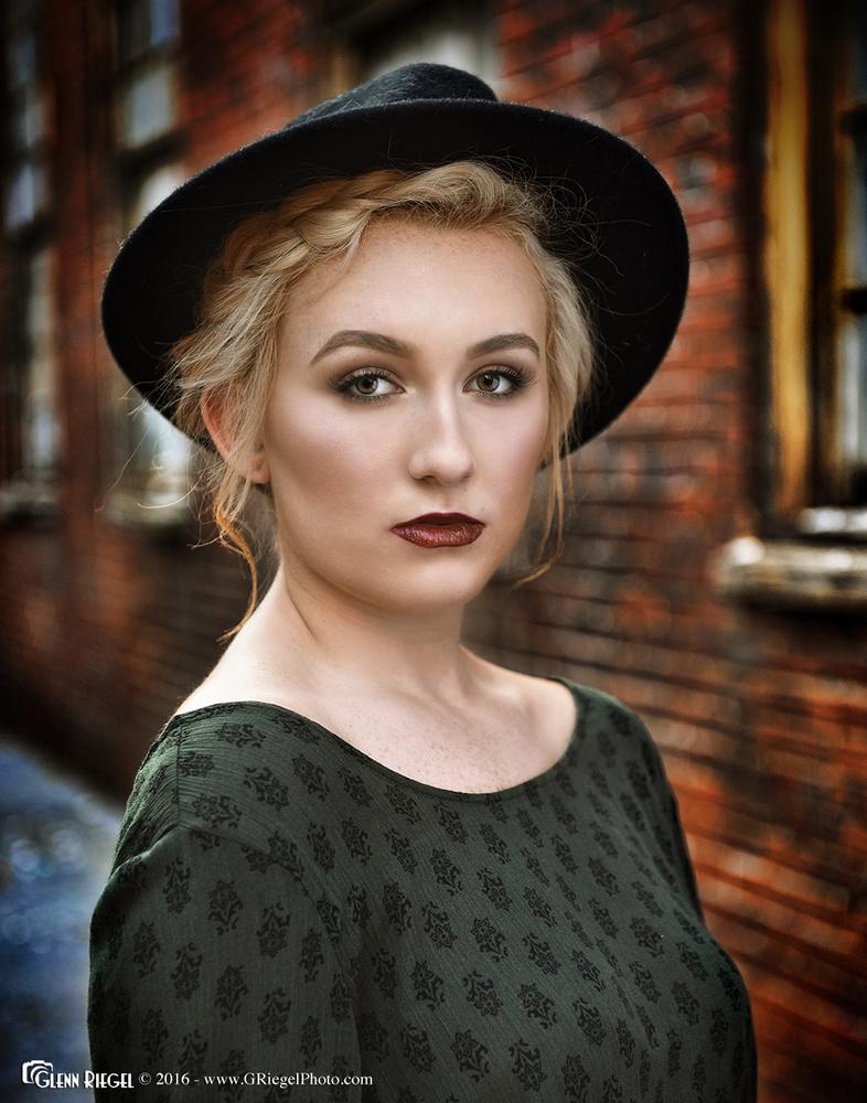 Katie by Glenn Riegel