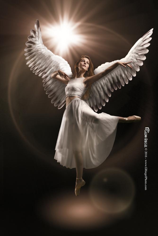 Angelic by Glenn Riegel