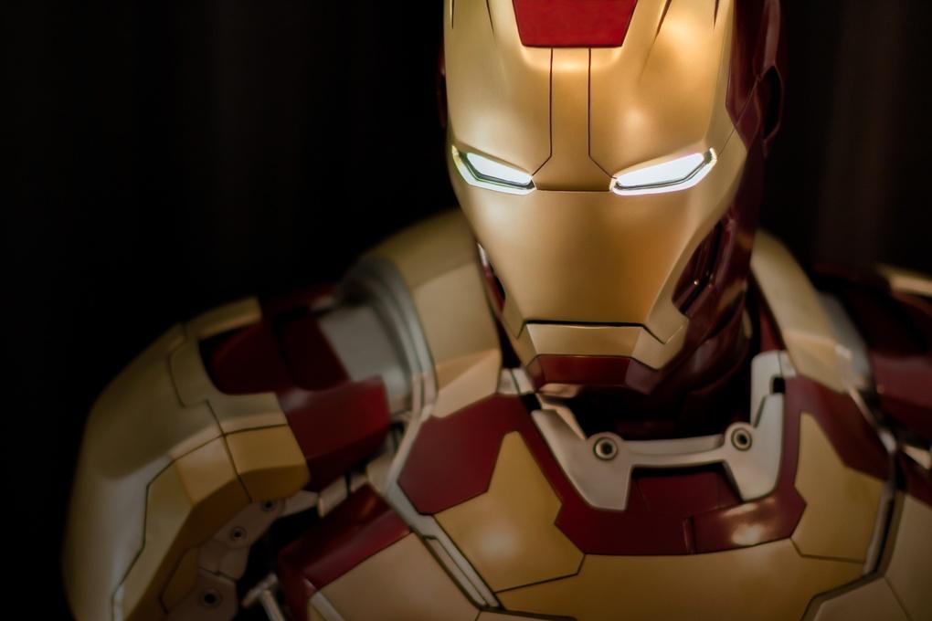 Iron man by Erik Pancyck