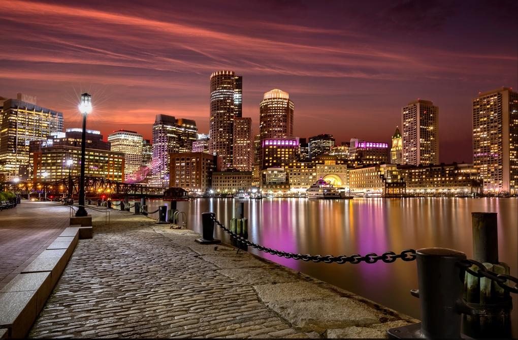Boston by Erik Pancyck