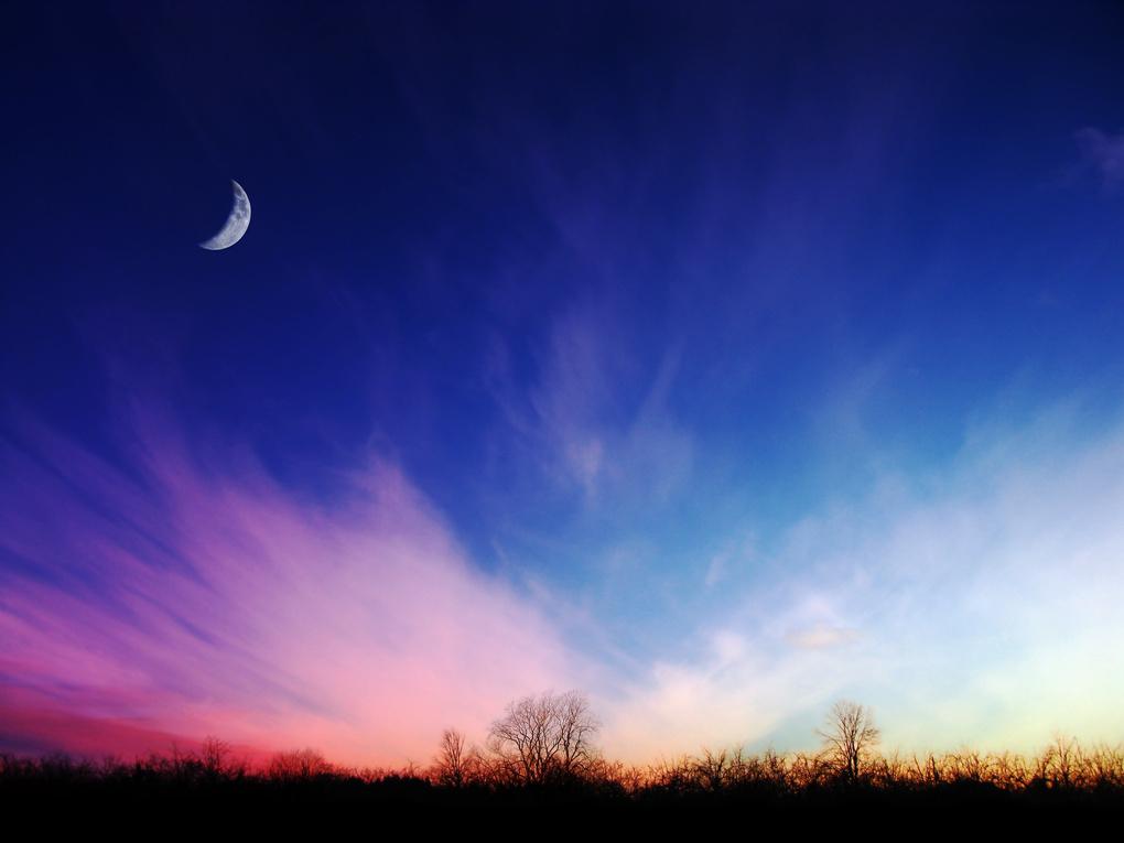St. Valentine's Sunset by Chris William Williams