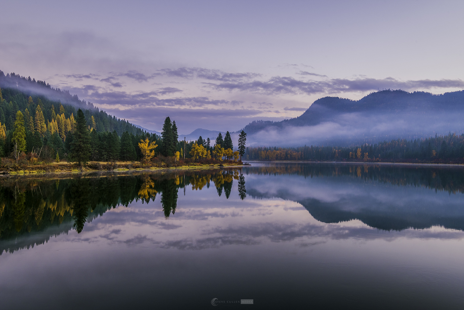 Tranquility by Steve Cullen